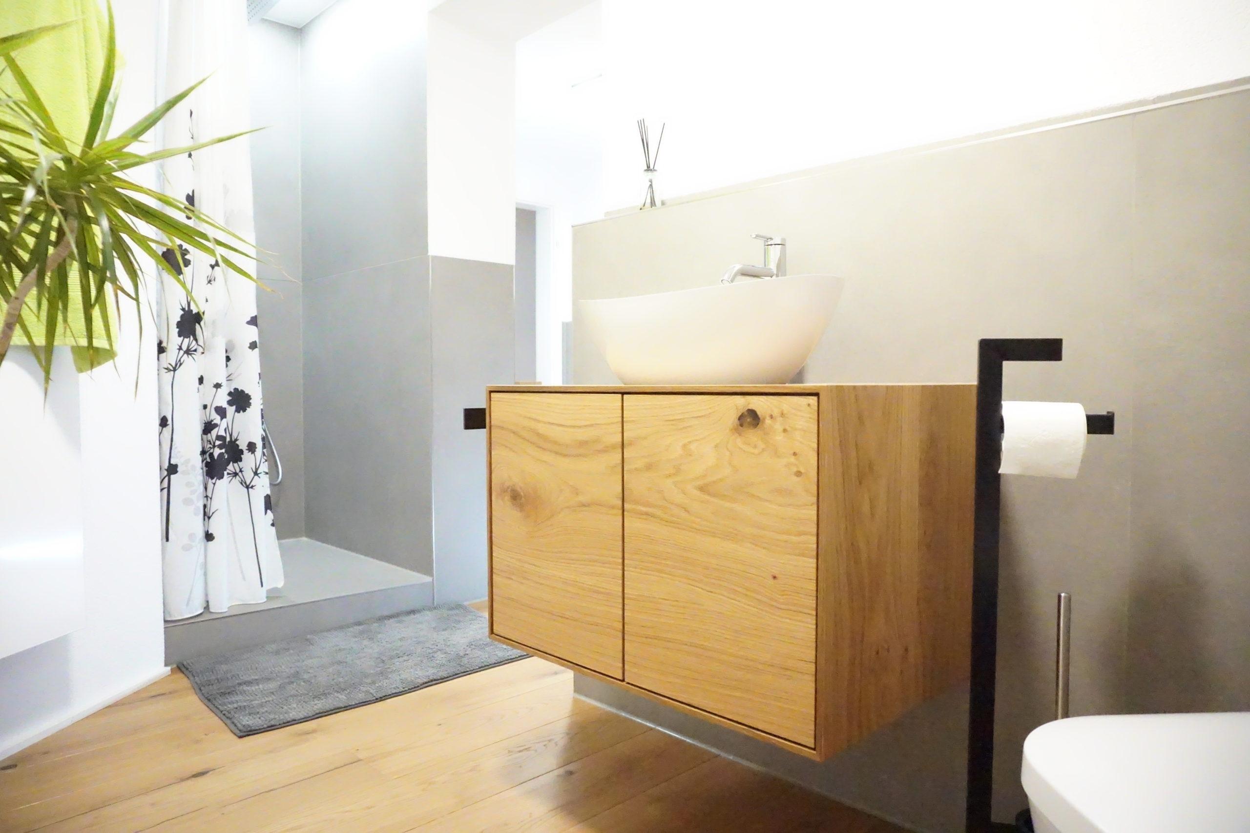 Badezimmermöbel Aufsatzwaschbecken Tettnang Bodensee