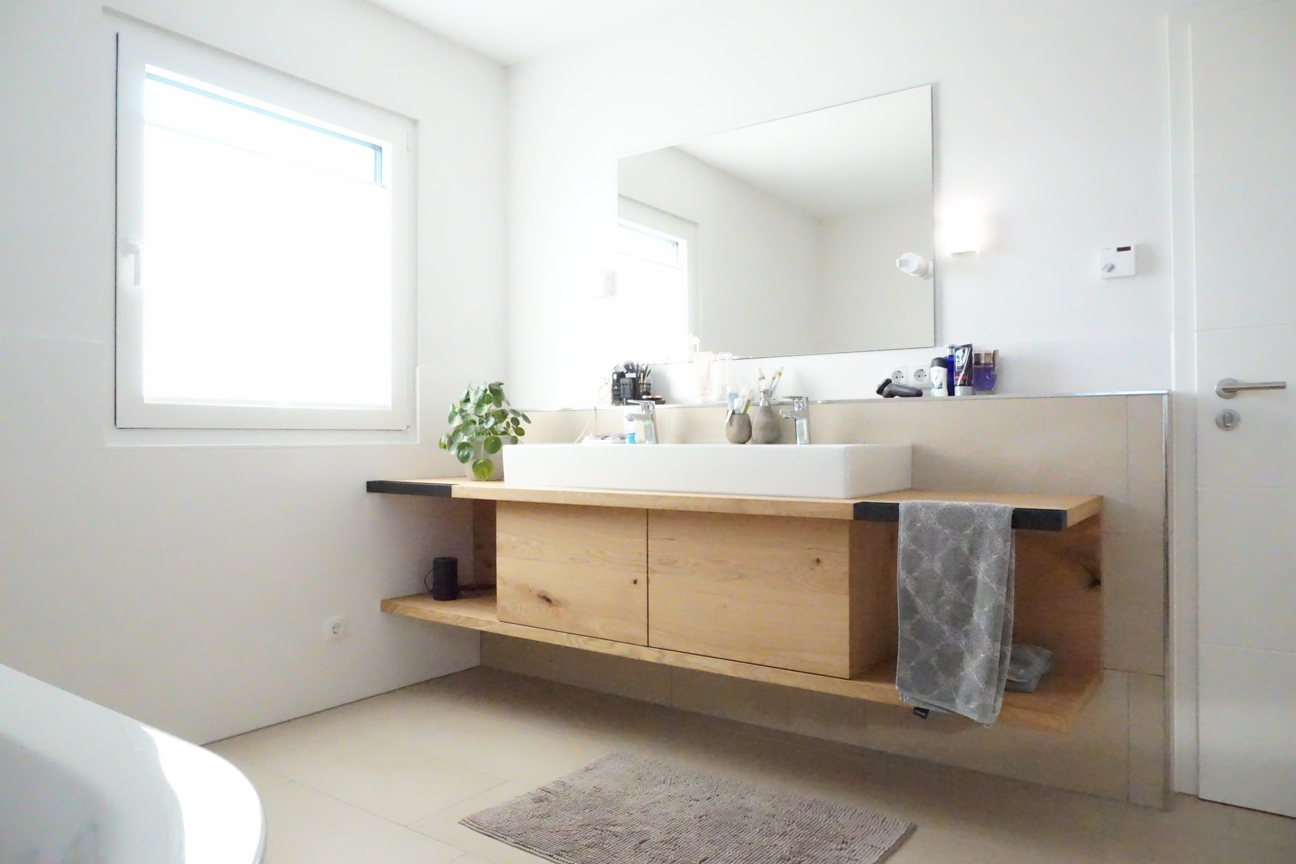 Badezimmer Möbel Handtuchhalter Bodensee Tettnang