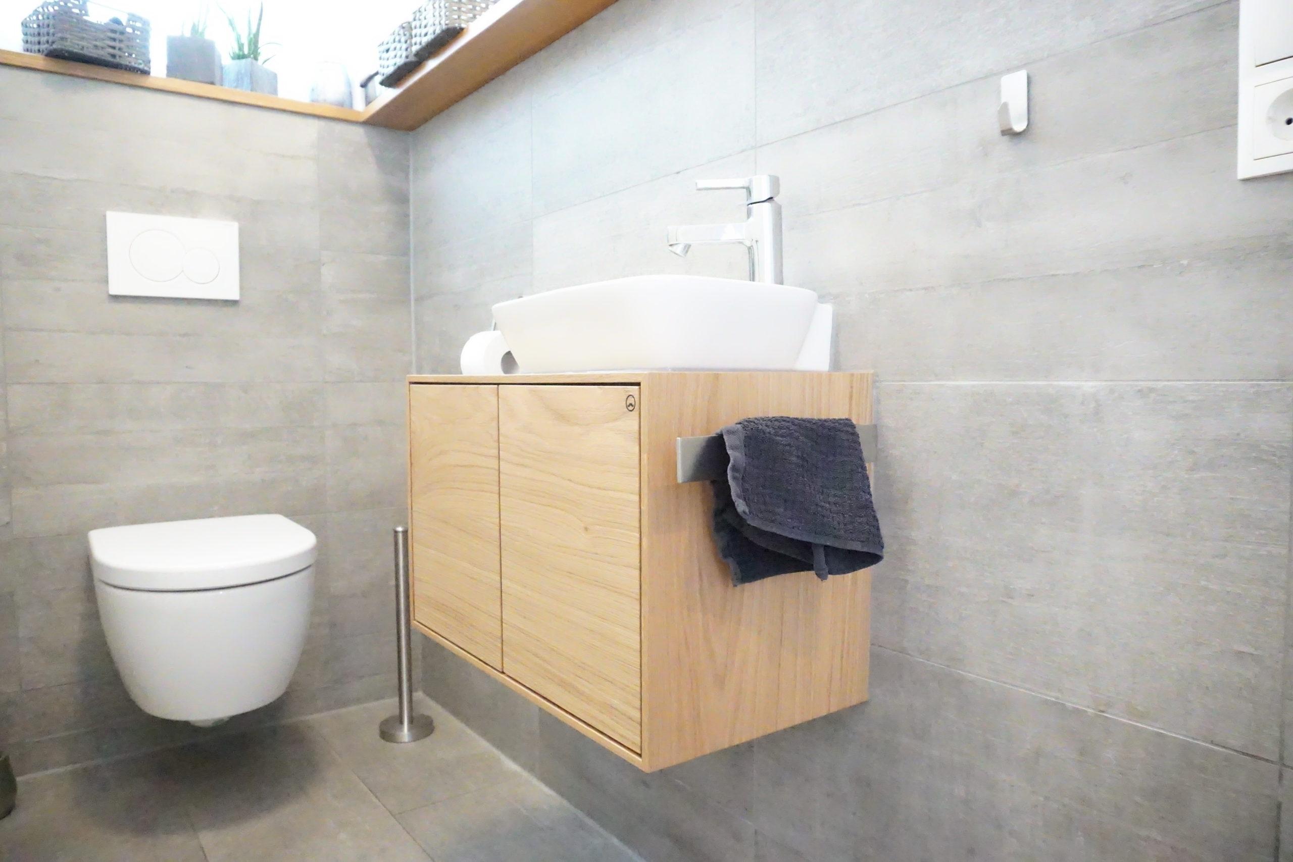 Waschbeckenunterschrank Schreiner Tettnang Bodensee