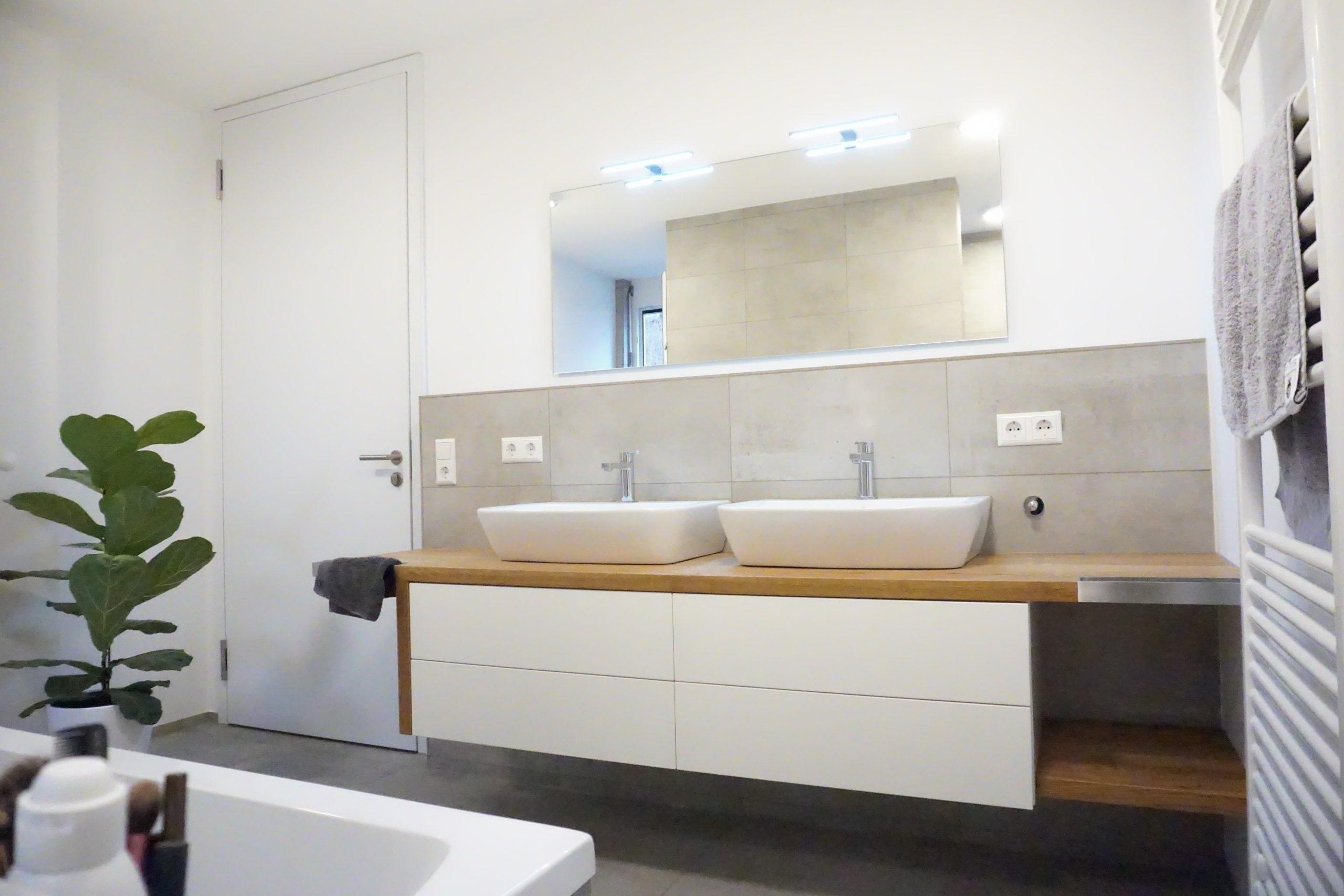 Badezimmerunterschrank Handtuchhalter Lindau Bodensee